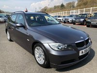 USED 2006 56 BMW 3 SERIES 2.0 320D SE TOURING 5d 161 BHP Replacement engine & gearbox at 74,000 miles