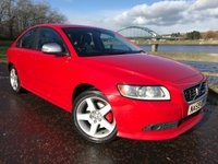 2009 VOLVO S40 2.0 D R-DESIGN 4d 136 BHP £SOLD
