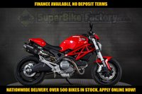 USED 2014 14 DUCATI MONSTER M696 PLUS  GOOD & BAD CREDIT ACCEPTED, OVER 500+ BIKES IN STOCK