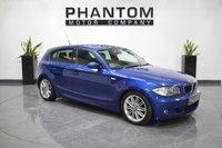 2008 BMW 1 SERIES 2.0 123D M SPORT 5d 202 BHP £5990.00