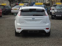 USED 2010 10 FORD FOCUS 1.8 ZETEC S 3dr SPORTS BODY KIT 18 INCH ALLOYS BLUETOOTH AIR CON