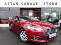 USED 2015 15 FORD MONDEO 1.6 ZETEC ECONETIC TDCI 5d 114 BHP **  WINTER PACK * F/F/S/H * SAT NAV **