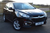 2012 HYUNDAI IX35 1.7 STYLE CRDI 5d 114 BHP £7995.00