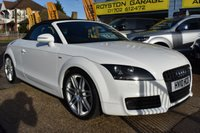 USED 2010 10 AUDI TT 2.0 TDI QUATTRO S LINE SPECIAL EDITION 2d 170 BHP THE CAR FINANCE SPECIALIST