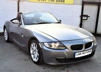 USED 2008 08 BMW Z4 2.0 Z4 I SE ROADSTER 2d 150 BHP * NATIONWIDE WARRANTY INCLUDED *