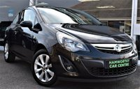 2014 VAUXHALL CORSA 1.2 EXCITE AC 3d 83 BHP ONE OWNER FROM NEW £5990.00