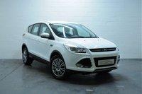 2014 FORD KUGA 2.0 TITANIUM TDCI 5d 138 BHP £8595.00
