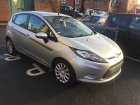 USED 2012 12 FORD FIESTA 1.4 TDCI STYLE 5 DOOR ONLY 22000 MILES FROM NEW AND £20 ROAD TAX!!..IDEAL 1ST CAR, LOW RUNNING COSTS, CHEAP TAX AND INSURANCE,FULL FORD HISTORY