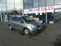 USED 2009 09 TOYOTA YARIS 1.3 TR VVT-I 5d 99 BHP £0 DEPOSIT, DRIVE AWAY TODAY!!