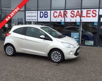 USED 2010 10 FORD KA 1.2 ZETEC 3d 69 BHP £0 DEPOSIT, DRIVE AWAY TODAY!!