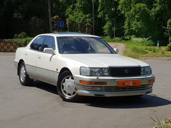 View our LEXUS LS 400