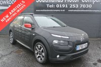 2016 CITROEN C4 CACTUS 1.6 BLUEHDI FLAIR 5d 98 BHP £9294.00