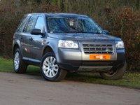 2007 LAND ROVER FREELANDER 2.2 TD4 S 5dr AUTO £5950.00