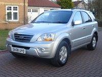 2008 KIA SORENTO 2.5 XS 5d 168 BHP £4250.00