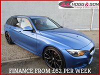 2014 BMW 3 SERIES 2.0 320D M SPORT TOURING 5dr 184 BHP  PRISTINE EXAMPLE £SOLD
