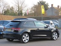 USED 2014 14 AUDI A3 1.4 TFSI SPORT 3d 124 BHP *AA DEALER PROMISE READY TO DRIVE AWAY TODAY*