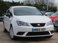 USED 2015 65 SEAT IBIZA 1.4 TDI S 5d 74 BHP *AA DEALER PROMISE READY TO DRIVE AWAY TODAY*