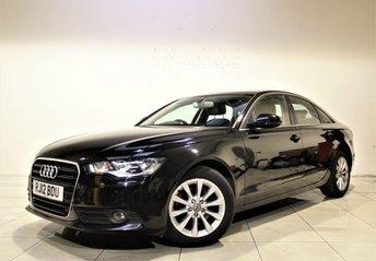 2012 AUDI A6 2.0 TDI SE 4d 175 BHP £10485.00