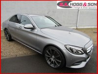 "2015 MERCEDES-BENZ C CLASS 2.1 C220 B/TEC SPORT 4dr 170 BHP 19""ALLOYS,R/SPOILER & P/GLASS £SOLD"