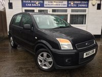 USED 2011 11 FORD FUSION 1.4 ZETEC 5d 80 BHP 29K FSH ONE FAMILY OWNER  15' ALLOYS  AIR/CON EXCELLENT CONDITION