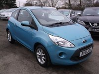 USED 2010 10 FORD KA 1.2 EDGE 3d 69 BHP ***Excellent economy - reliable 1st car  - Low tax / insurance - Long MOT - Drives superbly***