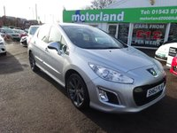 USED 2012 62 PEUGEOT 308 1.6 E-HDI ACTIVE 5d 112 BHP ***£30 ROAD TAX....FINANCE AVAILABLE***
