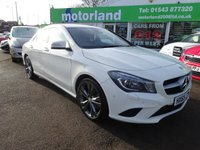 USED 2015 65 MERCEDES-BENZ CLA 1.6 CLA180 SPORT 4d 122 BHP ***FINANCE AVAILABLE...JUST ARRIVED***