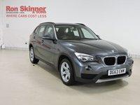 USED 2013 63 BMW X1 2.0 SDRIVE16D SE 5d 114 BHP