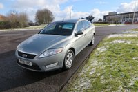 2010 FORD MONDEO 1.8 ZETEC TDCI,Alloys,Air Con,F.S.H £3995.00