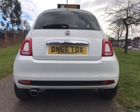 USED 2016 66 FIAT 500 1.2 POP STAR 3d 69 BHP IMMACULATE CONDITION.