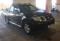 USED 2011 11 NISSAN NAVARA 2.5 DCI TEKNA 4X4 NO VAT 4DR PICK UP AUTO 188 BHP HARDTOP AVAILABLE 6 MONTHS PARTS+ LABOUR WARRANTY+AA COVER