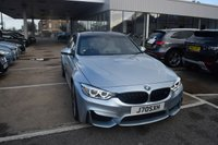 USED 2016 J BMW M3 3.0 M3 COMPETITION PACKAGE 4d AUTO 444 BHP