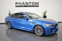 2013 BMW 5 SERIES 4.4 M5 4d AUTO 553 BHP £28990.00