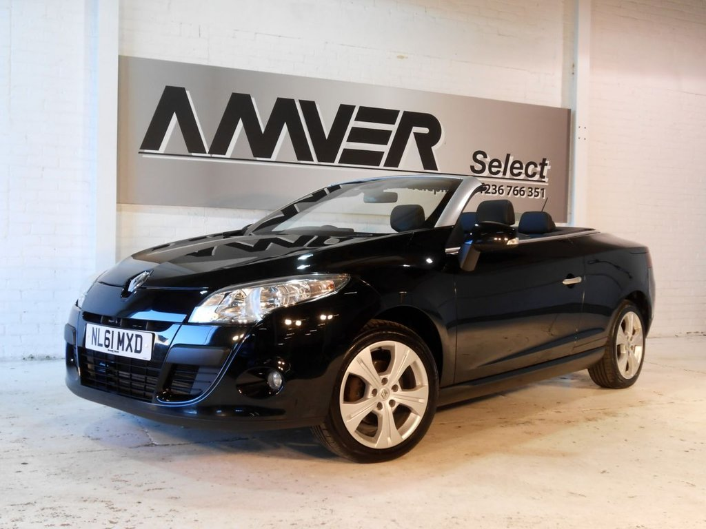 USED 2011 61 RENAULT MEGANE 1.4 DYNAMIQUE TOMTOM TCE 2d 130 BHP