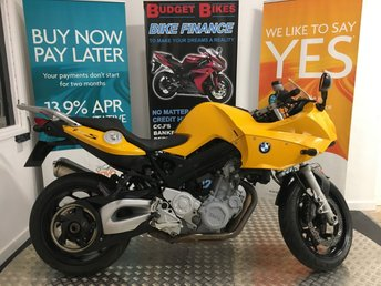 View our BMW F800S