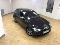 2013 BMW 1 SERIES 3.0 M135I 5d AUTO 316 BHP £18995.00