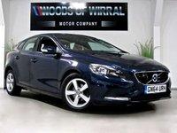 2014 VOLVO V40 1.6 D2 ES 5d 113 BHP £8980.00