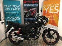 2015 QINGQI QM 124cc QM 125-2V SINNIS MAX 125 £1299.00