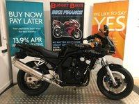 1999 YAMAHA FZS600 599cc FZS600  £1699.00