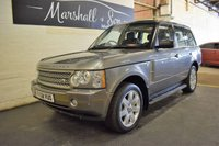 USED 2008 08 LAND ROVER RANGE ROVER 3.6 TDV8 VOGUE SE 5d AUTO 272 BHP LOVELY CONDITION THROUGHOUT 9 SERVICES TO 86K