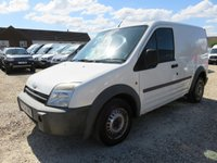 USED 2004 54 FORD TRANSIT CONNECT 1.8 T200 L SWB DIESEL NO VAT
