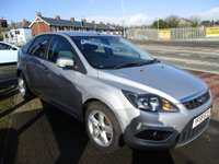 USED 2010 59 FORD FOCUS 1.6 ZETEC 5d 100 BHP 5 Stamps Of Service History .New MOT & Full Service Done on purchase + 2 Years FREE Mot & Service Included After . 3 Months Russell Ham Quality Warranty . All Car's Are HPI Clear . Finance Arranged - Credit Card's Accepted . for more cars www.russellham.co.uk  - Spare Key & Book Pack.