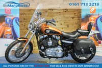 USED 2007 57 HARLEY-DAVIDSON SPORTSTER XL1200 C Custom Sport - 105th anniversary edition