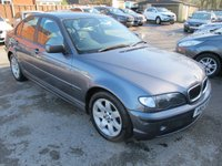 USED 2001 51 BMW 3 SERIES 2.0 318I SE 4d 141 BHP , LAST OWNER 12 YEARS !!!