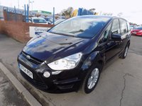USED 2015 64 FORD S-MAX 1.6 ZETEC TDCI S/S 5d 115 BHP