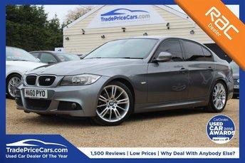 2010 BMW 3 SERIES 2.0 318I M SPORT BUSINESS EDITION 4d 141 BHP £8950.00