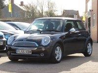 2005 MINI HATCH ONE 1.6 ONE 3d 89 BHP £2000.00