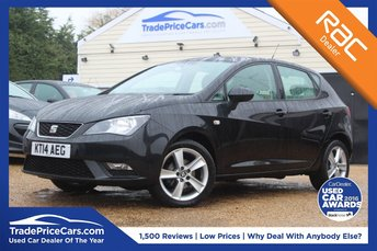 2014 SEAT IBIZA 1.4 TOCA 5d 85 BHP £6750.00