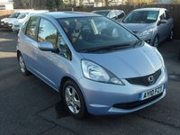 USED 2010 10 HONDA JAZZ 1.3 I-VTEC ES I-SHIFT 5d AUTOMATIC  WITH A NEW MOT NO DEPOSIT  FINANCE ARRANGED, APPLY HERE NOW