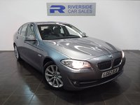 2012 BMW 5 SERIES 2.0 520D SE 4d 181 BHP £10000.00